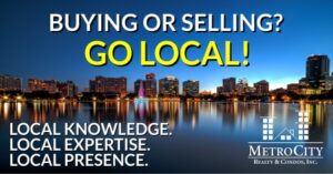 Buying or Selling? Go Local! Contact Us!
