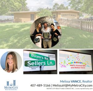 Just Sold 3 Bedroom Single Family Pool Home in Winter Park