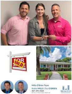 Just Sold 3 Bedroom Single Family Home in Holden Heights
