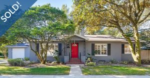 Just Sold 2 Bedroom Single Family Home in Winter Park
