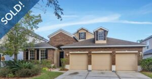 Just Sold 4 Bedroom East Orlando Home