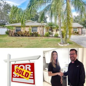 Just Sold 3 Bedroom Doctor Phillips Home