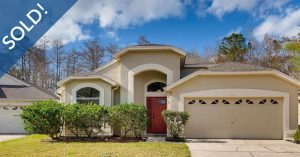 Just Sold 3 Bedroom Home in Waterford Lakes