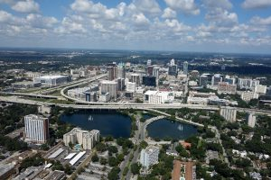 Downtown Orlando Skyline to Change in Next 5 Years
