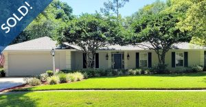 Just Sold 3 Bedroom Single Family Pool Home in Conway FL