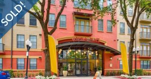 Just Sold 1 Bedroom Uptown Place Condo