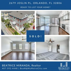 Just Sold 4 Bedroom Townhome in Copley Square