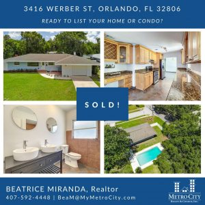 Just Sold 3 Bedroom Pool Home in Conway
