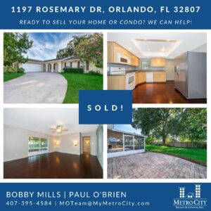 Just Sold 3 Bedroom Home in Dover Manor