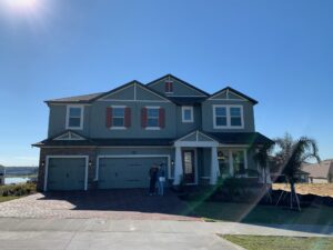 Just Sold New Construction Home in Clermont!