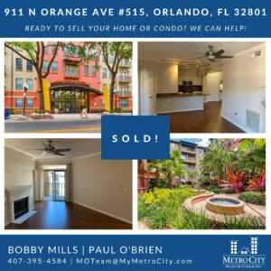 Just Sold 2 Bedroom Condo at Uptown Place