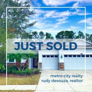 Just Sold 4 Bedroom House in Meadow Woods