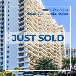 Just Sold 2 Bedroom Condo at 530 E Central