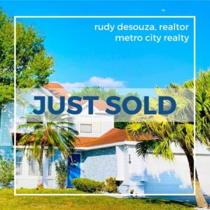 Just Sold 3 Bedroom House in Kissimmee