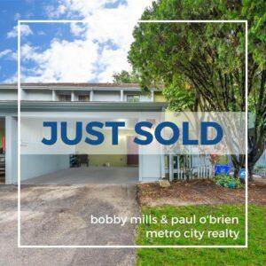 Just Sold 2 Bedroom Condo in Winter Park FL