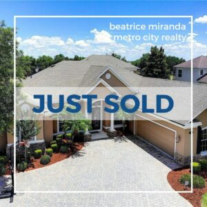 Just Sold 4 Bedroom Pool Home in Clermont