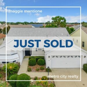 Just Sold 3 Bedroom Home in The Villages